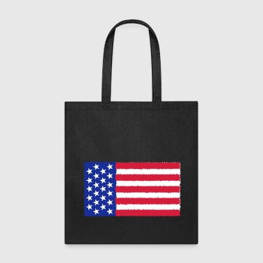 United States flag - Tote Bag