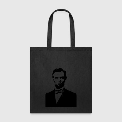 Abraham Lincoln Tribute - Tote Bag