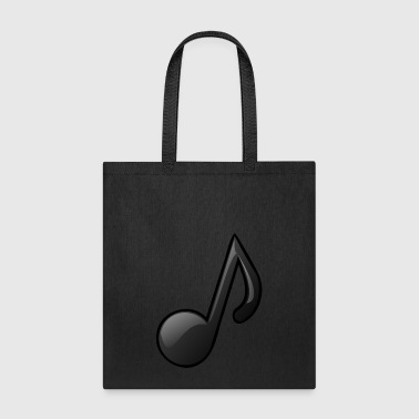 Music Note Musical Notes Instrument Gift Present - Tote Bag