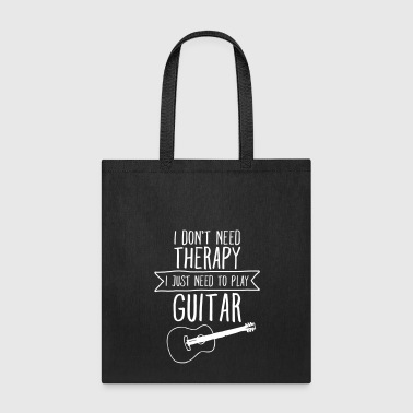I Don't Need Therapy - I Just Need To Play... - Tote Bag