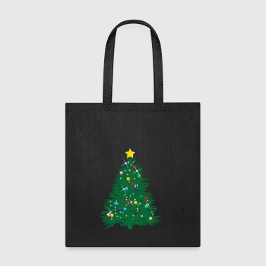 Christmas Pine - Tote Bag