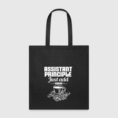 Assistant principle coffee - Tote Bag