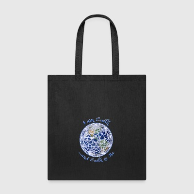 Earth Mandala Tee - Tote Bag