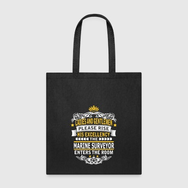 MARINE SURVEYOR - Tote Bag