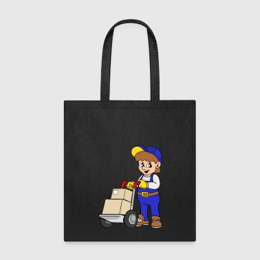 Delivery Service - Tote Bag