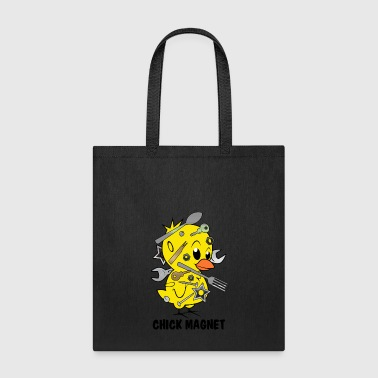 Chick Magnet - Tote Bag