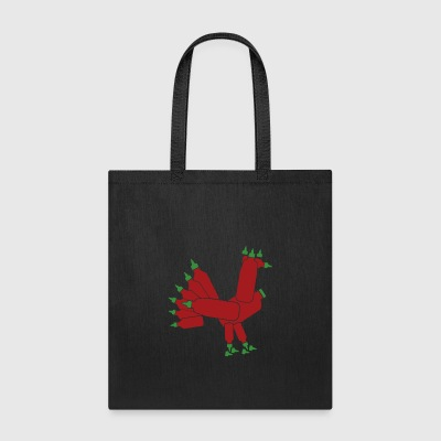 Hot Sauce Rooster - Tote Bag
