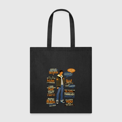 Lance Quotes - Tote Bag