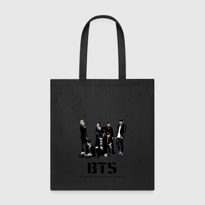 BTS Bangtan Boys - Tote Bag