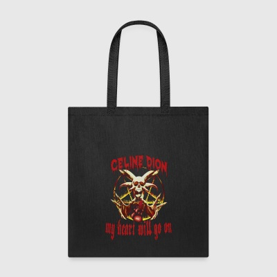 My Heart Will Go On Metal Gifts - Tote Bag