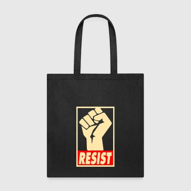 resist - Tote Bag