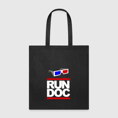 run doc - Tote Bag