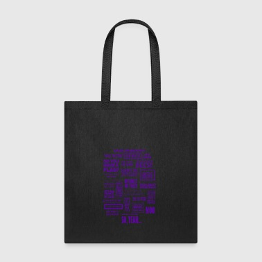 cake or death - Tote Bag