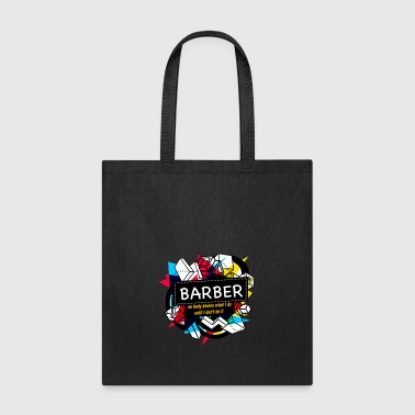 BARBER - Tote Bag