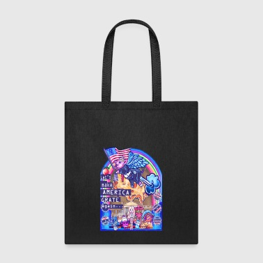 America's Grate Now - Tote Bag