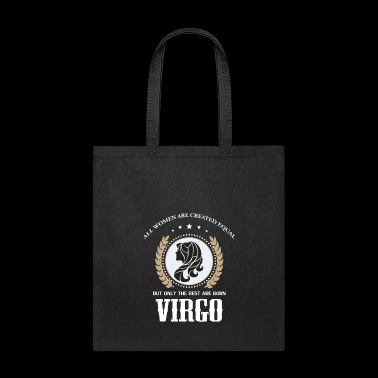 Zodiac Virgo T-Shirts - Tote Bag