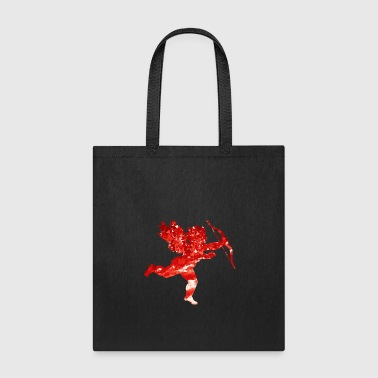 Angel Red Fly - Tote Bag