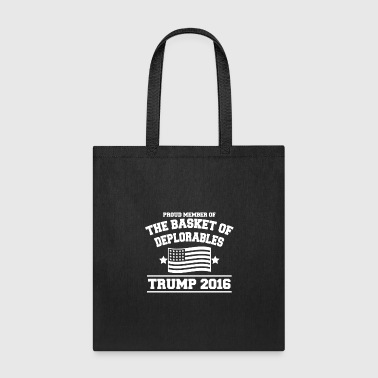 Basket Of Deplorables - Tote Bag