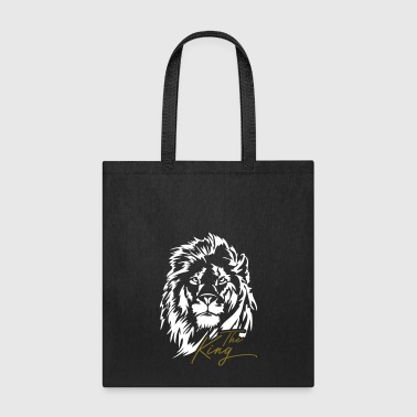 Lion The King - Tote Bag