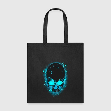 GLOW SKULL NEW - Tote Bag