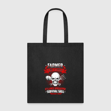 Farmer is not a career T Shirts - Tote Bag