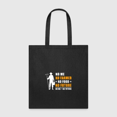 No me no Farmer T Shirts - Tote Bag