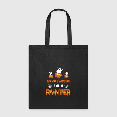 Painter Halloween - Tote Bag