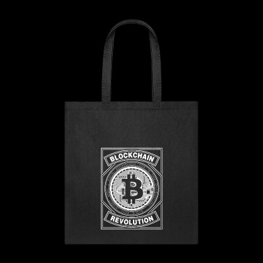 BITCOIN - BLOCKCHAIN REVOLUTION - Tote Bag