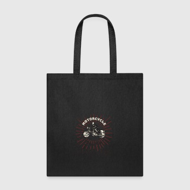 Motorcycle classic moto - Tote Bag