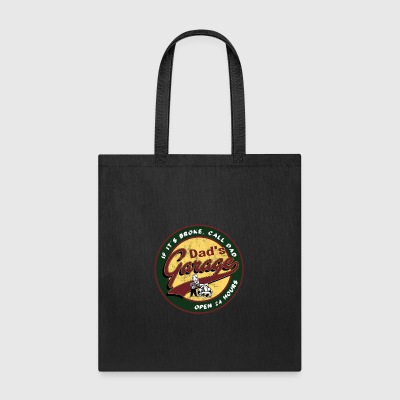dad s garage - Tote Bag