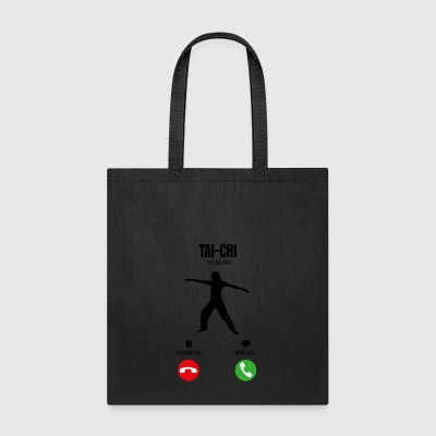 Tai-Chi is calling! Gift - Tote Bag