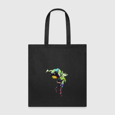 little zapoid by lucafear dbjw08u - Tote Bag
