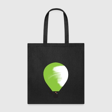 hot air baloon - Tote Bag