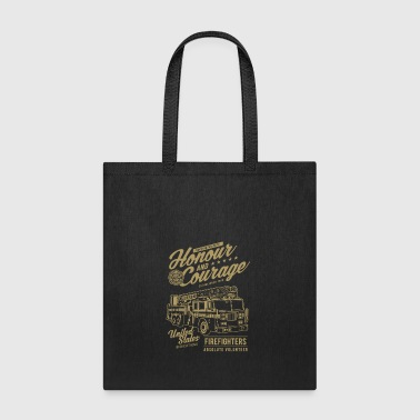 HONOUR AND COURAGE - Tote Bag