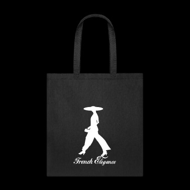 frenchelegance wite - Tote Bag