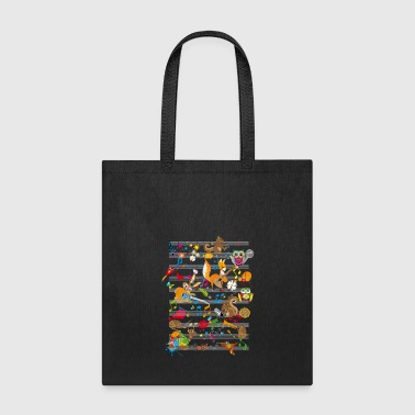 Concert of Animals - Tote Bag
