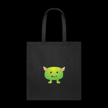 Monster Character 09 - Tote Bag