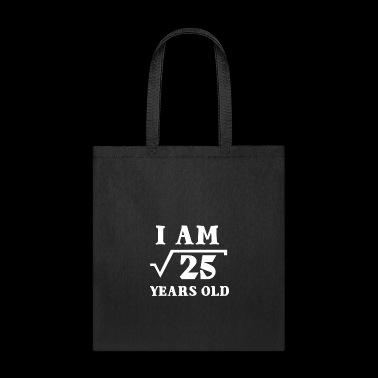 I Am Root 25 5 Years Old Funny Tee Shirts Gifts - Tote Bag