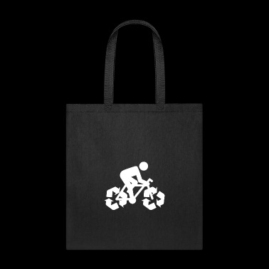 Save Environment Bike - Tote Bag
