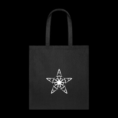 Decorative Design Star Figure Art 72 - Tote Bag