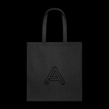 BLACK IMPOSSIBLE A - Tote Bag