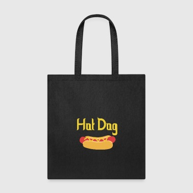 Hot Dog - Tote Bag