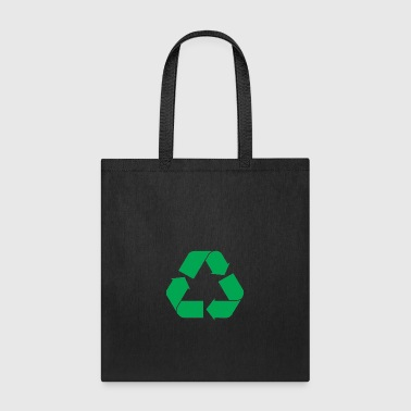 Recycle Symbol HD - Tote Bag