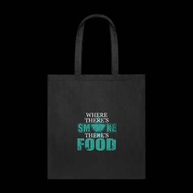 Barbeque, Grilling - Tote Bag