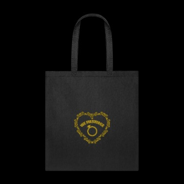 We Marriage - Tote Bag