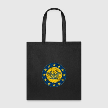 Roman Standard and the EU Flag - Tote Bag