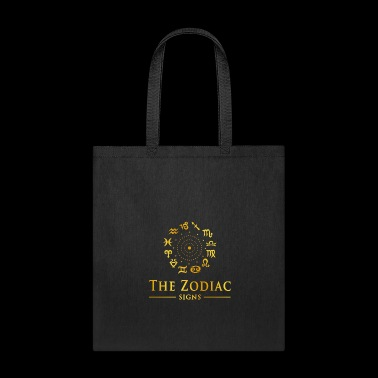 THE ZODIAC SIGNS - Tote Bag