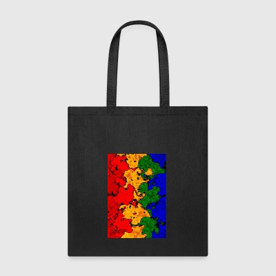 Water colour background - Tote Bag