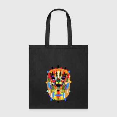 ethno mask - Tote Bag