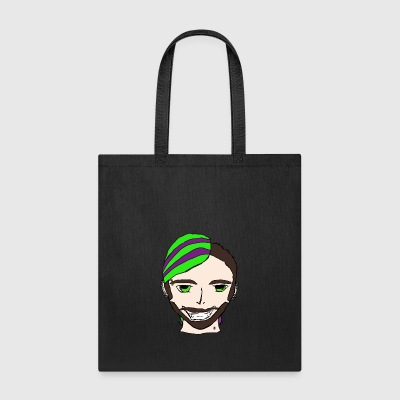 Curvy grinning punk 2.0 - Tote Bag